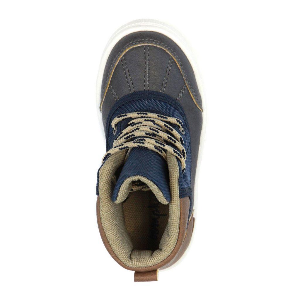 Oomphies Julian Toddler Boys' Sneaker Boots