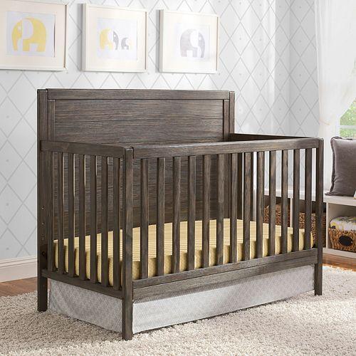 Delta Children Cambridge 4-in-1 Convertible Crib