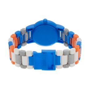 LEGO Kids' Star Wars: Episode VIII The Last Jedi BB-8 Minifigure Interchangeable Watch Set