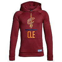 Boys 8-20 Under Armour Cleveland Cavaliers Lockup Hoodie