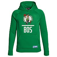Boys 8-20 Under Armour Boston Celtics Lockup Hoodie