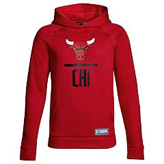 Boys 8-20 Under Armour Chicago Bulls Lockup Hoodie