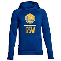 Boys 8-20 Under Armour Golden State Warriors Lockup Hoodie