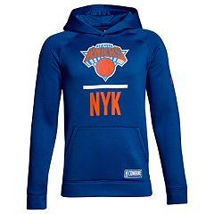 Boys 8-20 Under Armour New York Knicks Lockup Hoodie