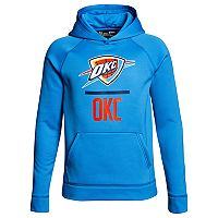 Boys 8-20 Under Armour Oklahoma City Thunder Lockup Hoodie