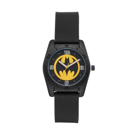 DC Comics Batman Logo Kids' Watch