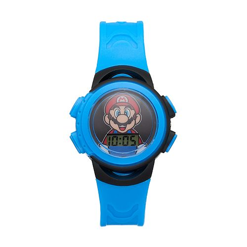Super Mario Kids' Digital Watch