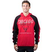 Men's Chicago Bulls Drill Hoodie