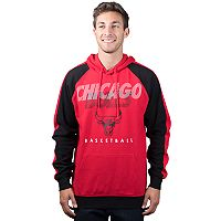 Men's Chicago Bulls Drill Hoodie