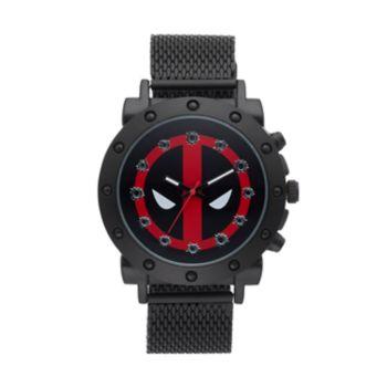 Marvel Deadpool Men's Mesh Watch