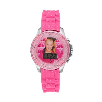 Jojo Siwa Kids' Digital Light-Up Watch