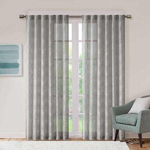 Urban Habitat Callie Sheer Window Curtain