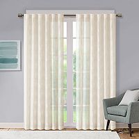 Urban Habitat Callie Sheer Window Curtain