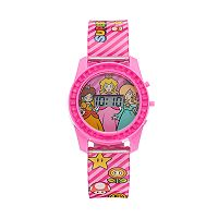 Super Mario Bros. Princess Kids' Digital Light-Up Watch
