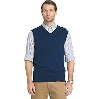 Men's IZOD Solid Sweater Vest