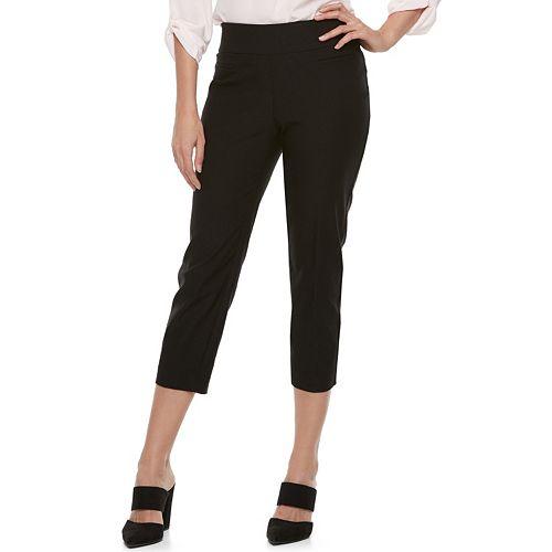 Women's Apt. 9® Brynn Pull-On Capris