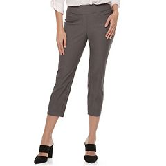 Women's Apt. 9® Brynn Midrise Pull-On Capris