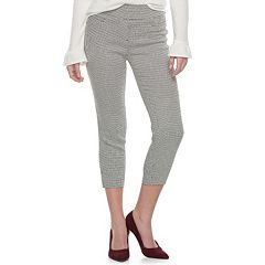 Women's Apt. 9® Brynn Pull-On Capris