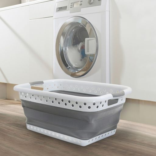 Samsonite Pop & Load Collapsible Laundry Basket
