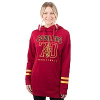 Women's Cleveland Cavaliers Oversized Varsity Hoodie