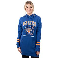 Women's New York Knicks Oversized Varsity Hoodie