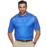 Big & Tall Grand Slam On Course Regular-Fit Space-Dyed Performance Golf Polo