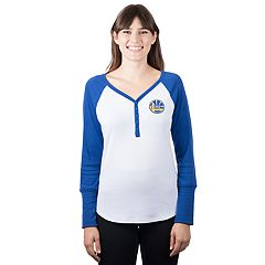 Women's Golden State Warriors Raglan Tee