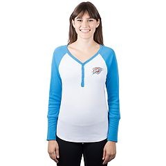 Women's Oklahoma City Thunder Raglan Tee