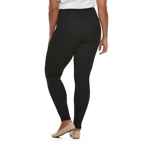 Plus Size Red Hot by Spanx Ponte Leggings - 20171P
