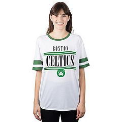 Women's Boston Celtics Ringer Tee