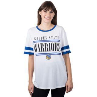 Women's Golden State Warriors Ringer Tee