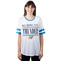 Women's Oklahoma City Thunder Ringer Tee