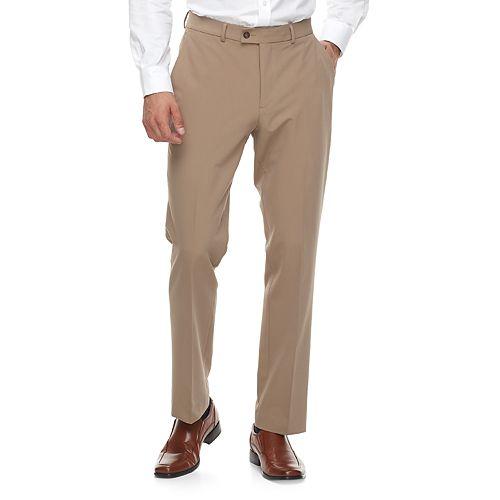 Men's Apt. 9® Smart Temp Premier Flex Slim-Fit Dress Pants