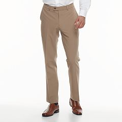 Men's Apt. 9® Smart Temp Premier Flex Extra-Slim Fit Dress Pants