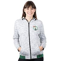 Women's Boston Celtics Space-Dyed Hoodie