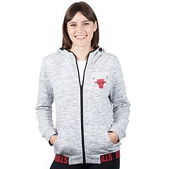 Women's Chicago Bulls Space-Dyed Hoodie