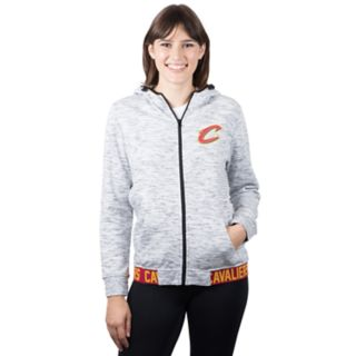 Women's Cleveland Cavaliers Space-Dyed Hoodie