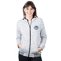Women's Golden State Warriors Space-Dyed Hoodie