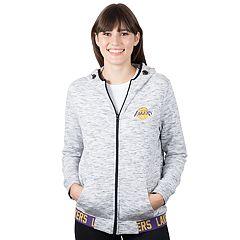 Women's Los Angeles Lakers Space-Dyed Hoodie