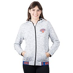 Women's New York Knicks Space-Dyed Hoodie