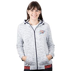 Women's Oklahoma City Thunder Space-Dyed Hoodie