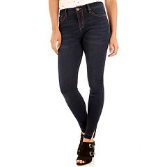 Juniors' Wallflower Skinny Jeans