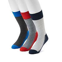 Men's Levi's® 3-pack Crew Socks