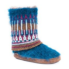 Women's MUK LUKS Fiona Slippers