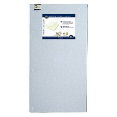 Serta Nightstar Glow Crib & Toddler Mattress