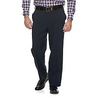 Big & Tall Van Heusen Traveler Premium Non-Iron Stretch Dress Pants