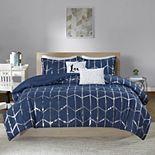 Intelligent Design Khloe Comforter Set