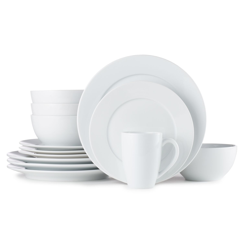 Food Network™ Macaroon 16-pc. Dinnerware Set  sc 1 st  Kohl\u0027s & Dinnerware \u0026 Serveware | Kohl\u0027s