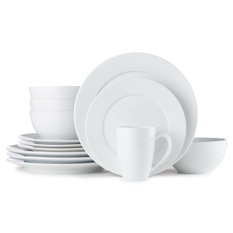 Food Network™ Macaroon 16-pc. Dinnerware Set  sc 1 st  Kohlu0027s & Dinnerware u0026 Serveware   Kohlu0027s
