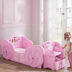 Disney Princess Carriage Toddler-to-Twin Bed